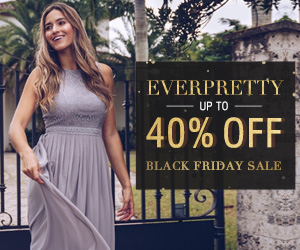 Ever Pretty Black Friday Dresses Deals 2019