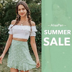 AlisaPan Big Summer Sale Collection